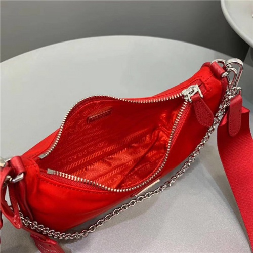 Replica Prada AAA Quality Messeger Bags For Women #756040 $77.60 USD for Wholesale