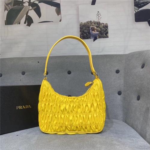 Prada AAA Quality Handbags For Women #756050