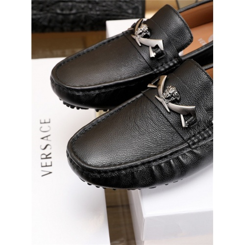Replica Versace Casual Shoes For Men #756121 $78.57 USD for Wholesale
