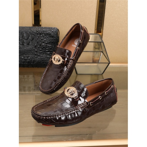 Replica Versace Casual Shoes For Men #756122 $80.51 USD for Wholesale