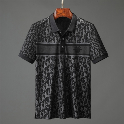 Dior T-Shirts Short Sleeved Polo For Men #756135