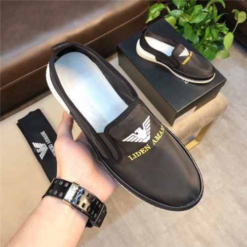Armani Casual Shoes For Men #756160