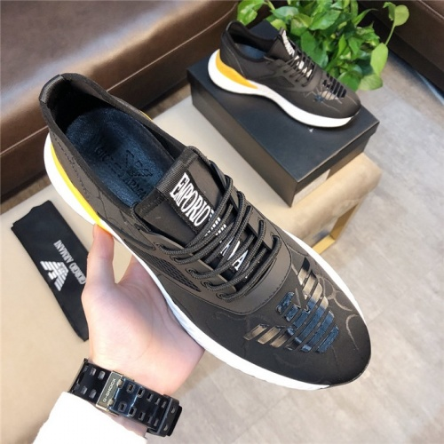 Armani Casual Shoes For Men #756165