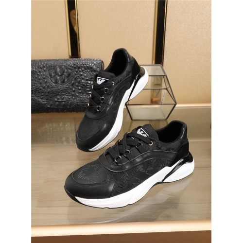 Armani Casual Shoes For Men #756245
