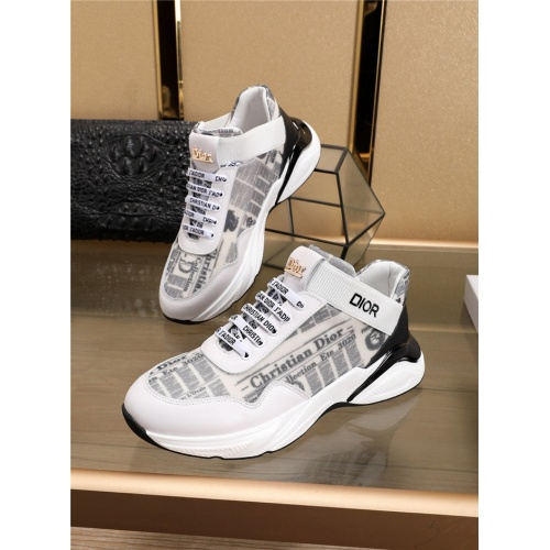 Christian Dior Casual Shoes For Men #756259