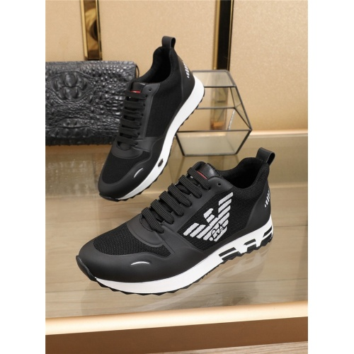 Armani Casual Shoes For Men #756289