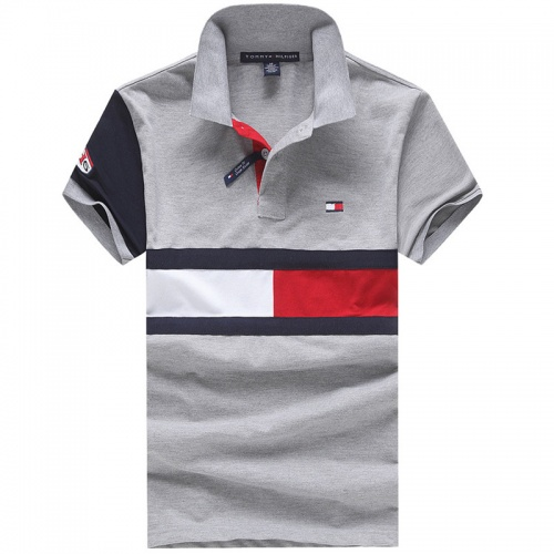 Tommy Hilfiger TH T-Shirts Short Sleeved Polo For Men #756300