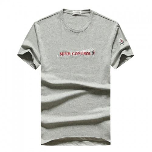 Moncler T-Shirts Short Sleeved O-Neck For Men #756317