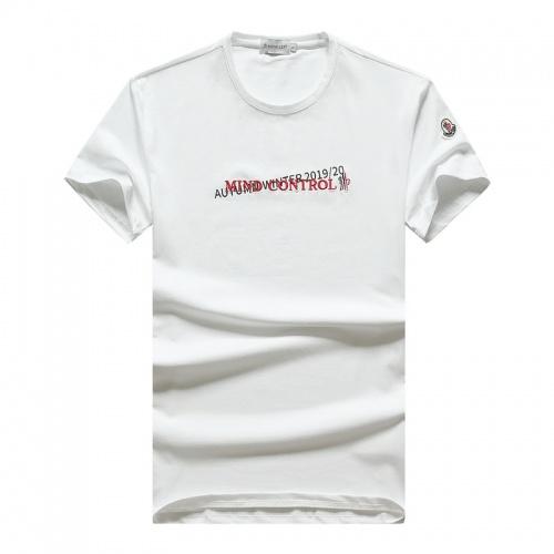 Moncler T-Shirts Short Sleeved O-Neck For Men #756320