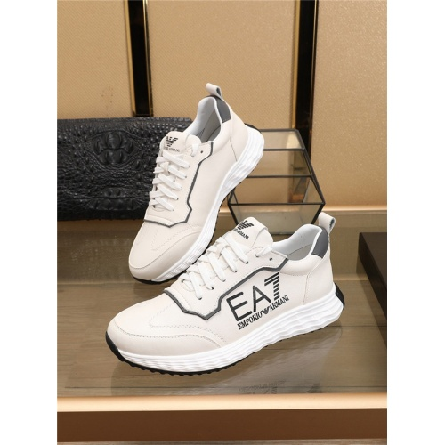 Armani Casual Shoes For Men #756339