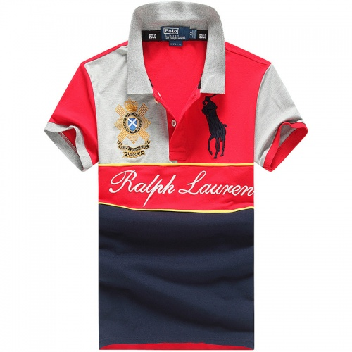 Ralph Lauren Polo T-Shirts Short Sleeved Polo For Men #756416