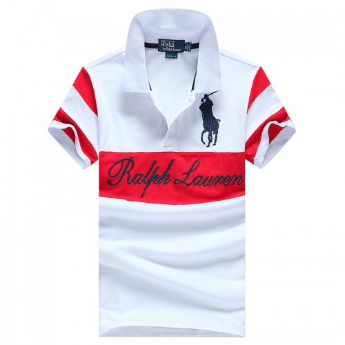 Ralph Lauren Polo T-Shirts Short Sleeved Polo For Men #756417