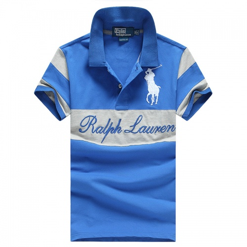 Ralph Lauren Polo T-Shirts Short Sleeved Polo For Men #756420