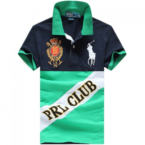 Ralph Lauren Polo T-Shirts Short Sleeved Polo For Men #756422