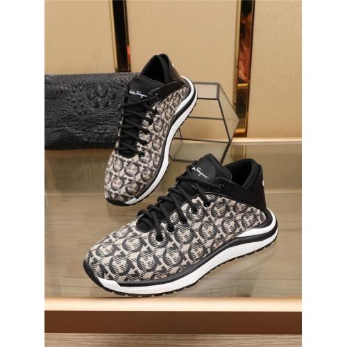 Ferragamo Salvatore FS Casual Shoes For Men #756425