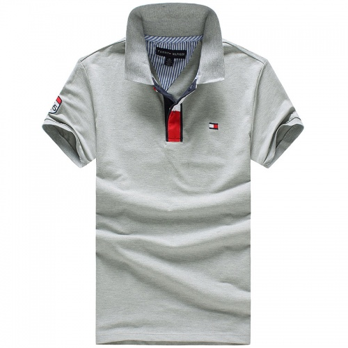 Tommy Hilfiger TH T-Shirts Short Sleeved Polo For Men #756456