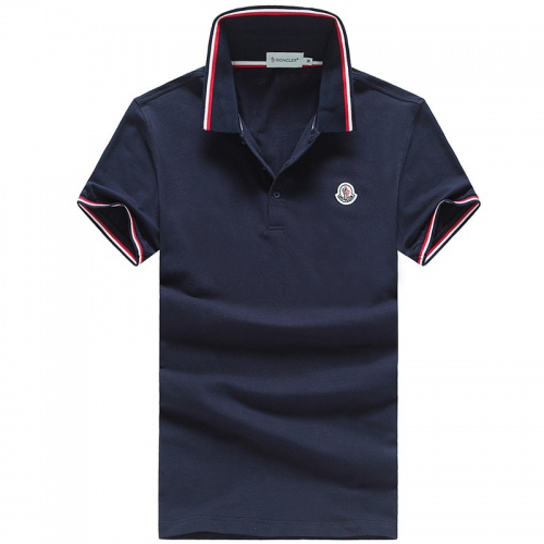 Moncler T-Shirts Short Sleeved Polo For Men #756467