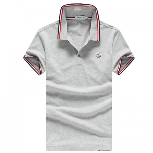 Moncler T-Shirts Short Sleeved Polo For Men #756469