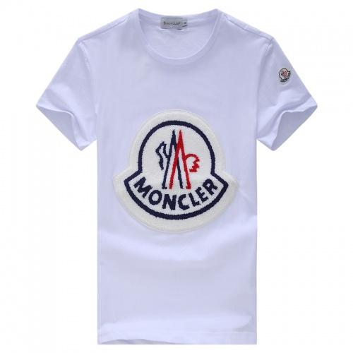 Moncler T-Shirts Short Sleeved O-Neck For Men #756503