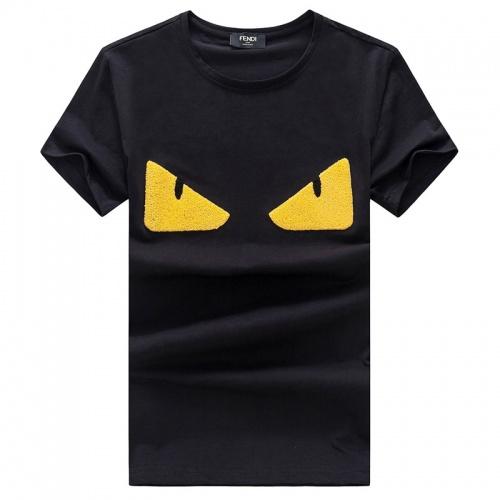 Fendi T-Shirts Short Sleeved O-Neck For Men #756529