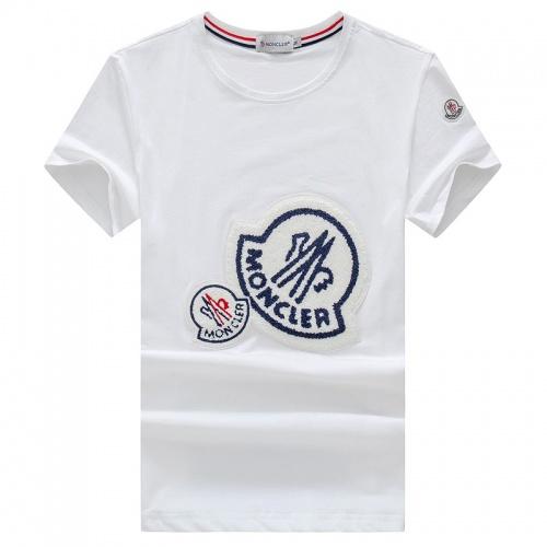 Moncler T-Shirts Short Sleeved O-Neck For Men #756533