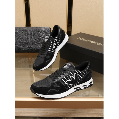 Armani Casual Shoes For Men #756540