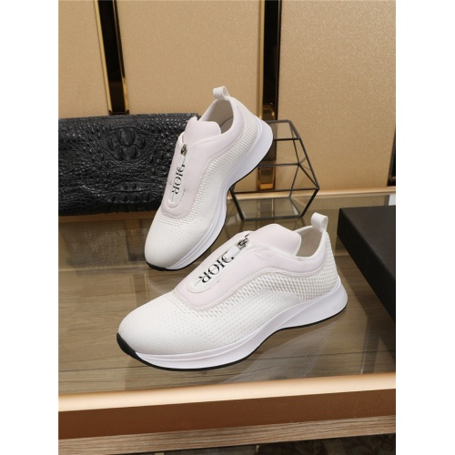 Christian Dior Casual Shoes For Men #756604
