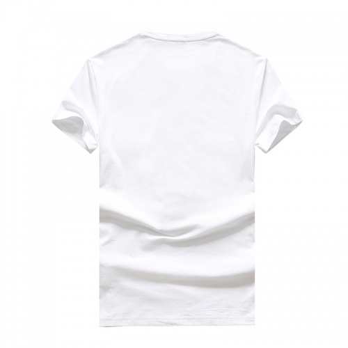 Replica Fendi T-Shirts Short Sleeved O-Neck For Men #756659 $25.22 USD for Wholesale