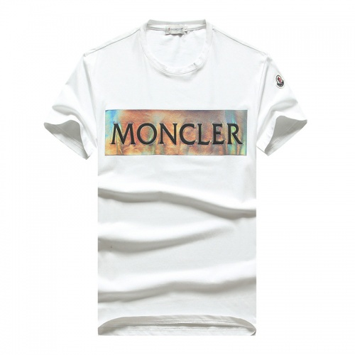 Moncler T-Shirts Short Sleeved O-Neck For Men #756710