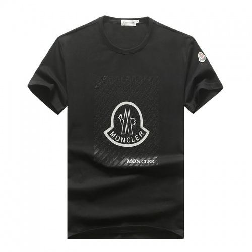 Moncler T-Shirts Short Sleeved O-Neck For Men #756740
