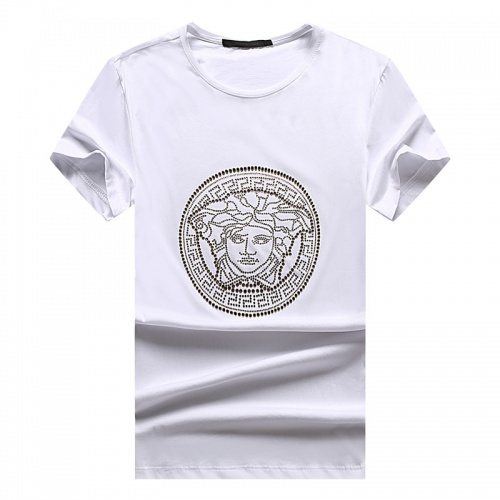 Versace T-Shirts Short Sleeved O-Neck For Men #756853
