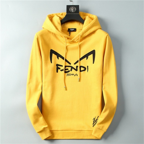 Fendi Hoodies Long Sleeved Hat For Men #756911