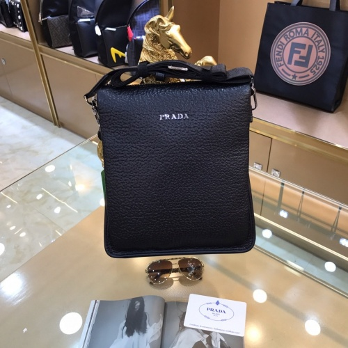 Prada AAA Man Messenger Bags For Men #756975