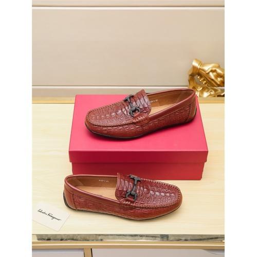 Ferragamo Salvatore FS Casual Shoes For Men #757190
