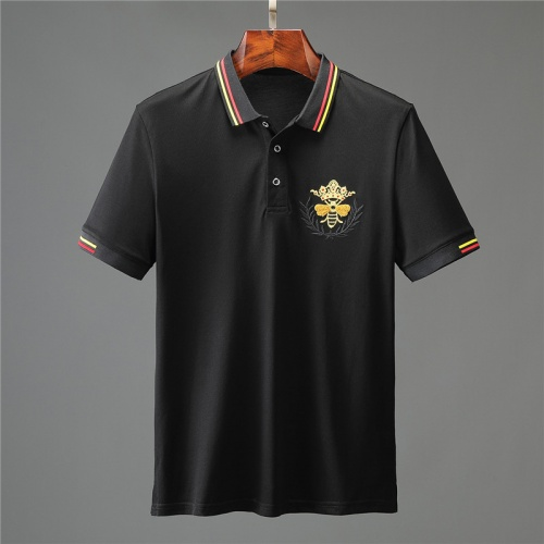Dolce & Gabbana D&G T-Shirts Short Sleeved Polo For Men #757206