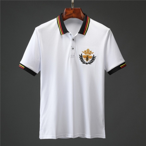 Dolce & Gabbana D&G T-Shirts Short Sleeved Polo For Men #757207