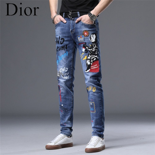 Christian Dior Jeans Trousers For Men #757230