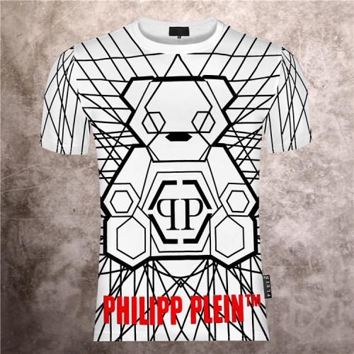 Philipp Plein PP T-Shirts Short Sleeved O-Neck For Men #757266