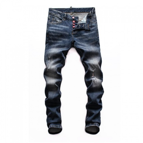Dsquared Jeans Trousers For Men #757335