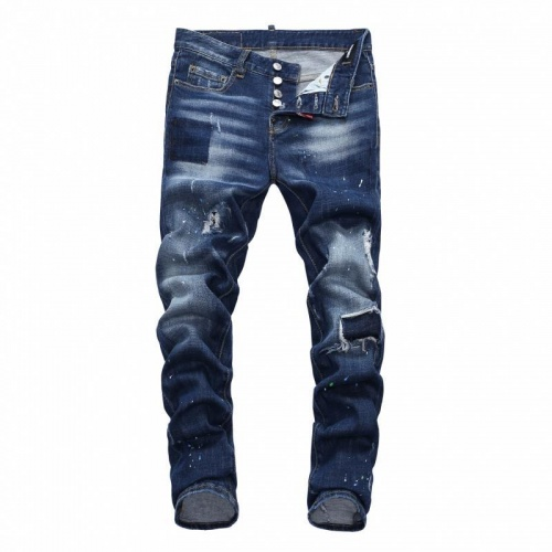 Dsquared Jeans Trousers For Men #757358