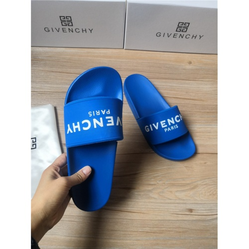 Replica Givenchy Slippers For Men #757431 $38.80 USD for Wholesale