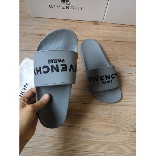 Replica Givenchy Slippers For Men #757434 $38.80 USD for Wholesale