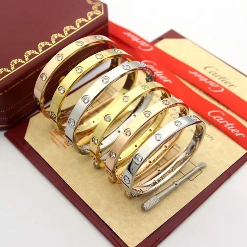 Replica Cartier Bracelets For Women #757504 $36.86 USD for Wholesale