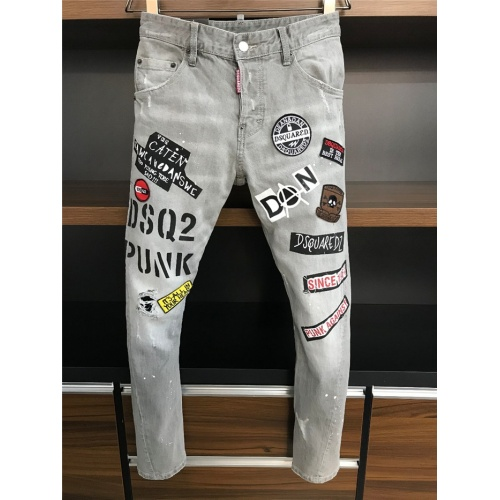 Dsquared Jeans Trousers For Men #757558