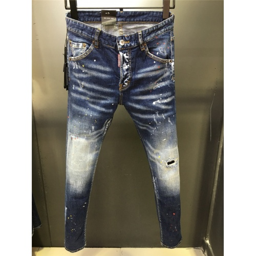 Dsquared Jeans Trousers For Men #757574