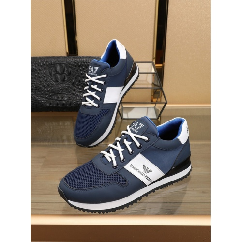 Armani Casual Shoes For Men #757576