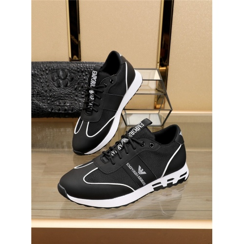 Armani Casual Shoes For Men #757580