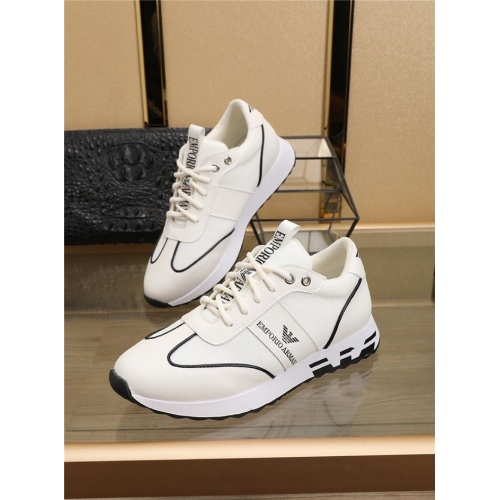 Armani Casual Shoes For Men #757581