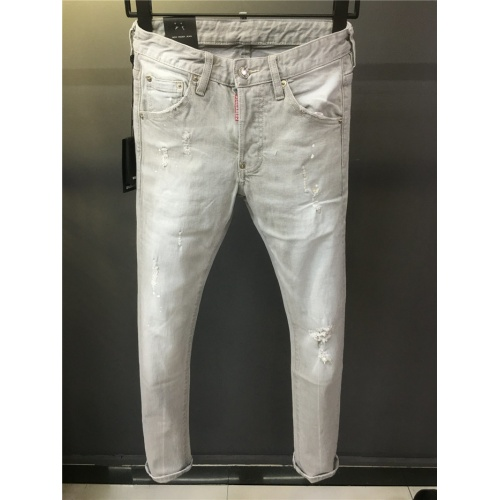 Dsquared Jeans Trousers For Men #757582