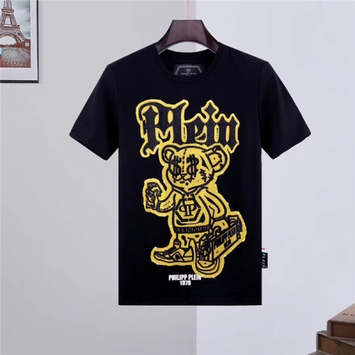 Philipp Plein PP T-Shirts Short Sleeved O-Neck For Men #757682